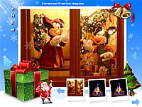 Christmas4 Premium flash template
