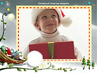 Christmas7 Premium flash template