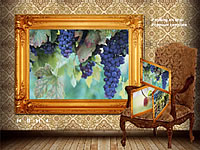 Painting On Wall Premium flash template
